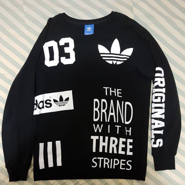 Adidas Originals Sweatshirt SZ L