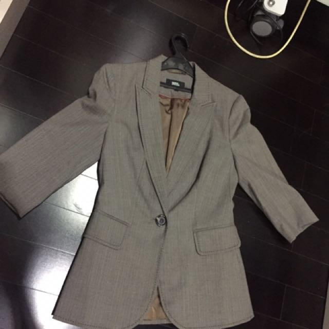 Autenthic New Mark And Spencer Blazer