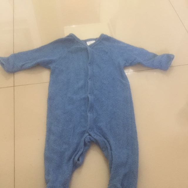 Baby Jumper (bahan Handuk)
