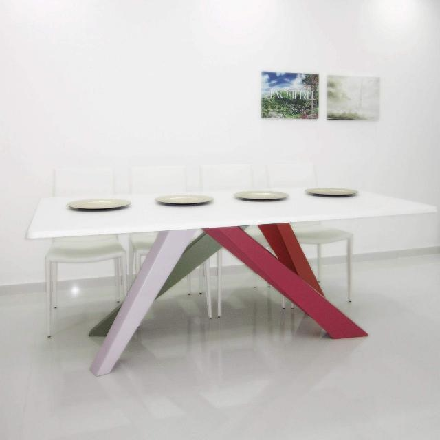 Big Table By Bonaldo Italy Italian Designer Dining Table