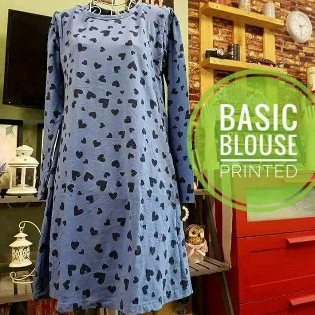 Borong Blouse Skirt Palazo Jubah Dan Pakaian Plus Size Hingga Size 5xl Women S Fashion Clothes Tops On Carousell