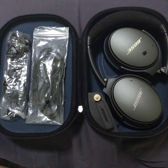 Bose QC (Quiet Comfort 25)