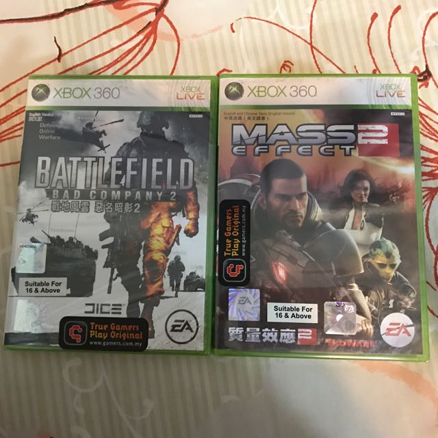 BRAND NEW XBOX 360 GAMES FOR SALE