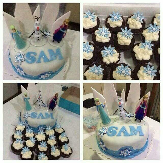 Cakes, Cupcakes, Pastries and Cookies