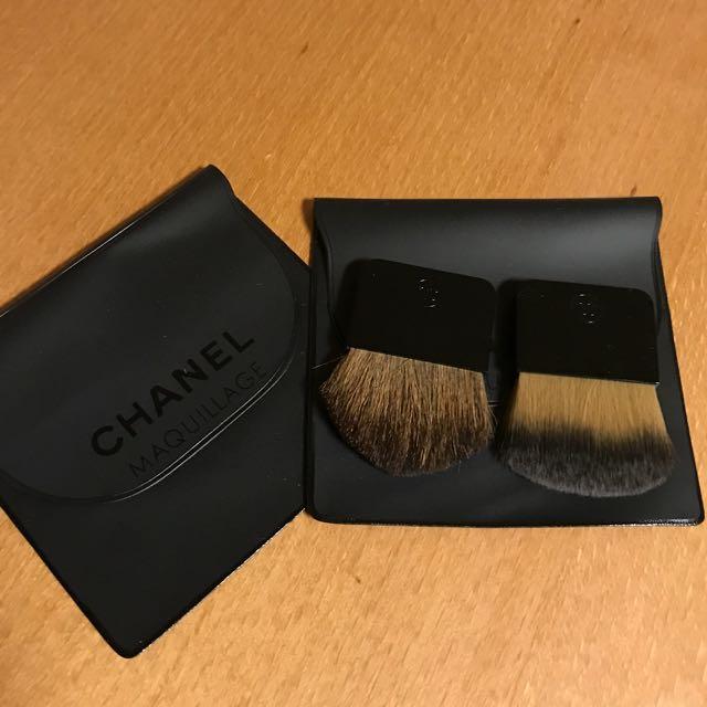Channel多功能彩妝刷
