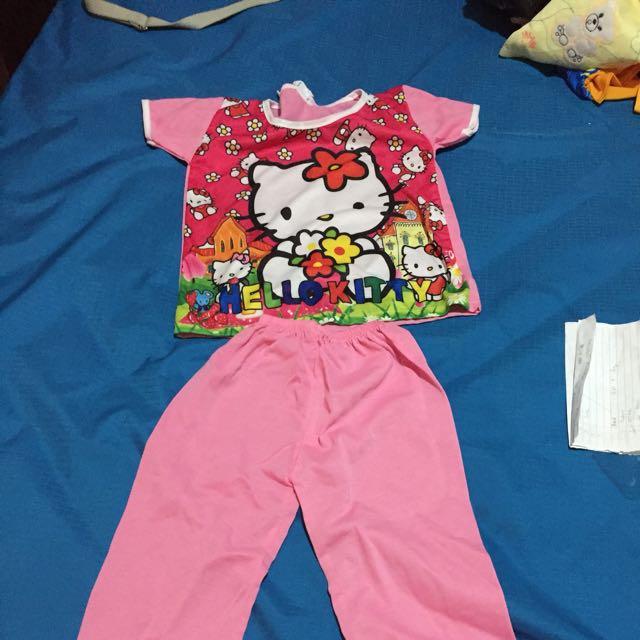 Diskon Baju Hello Kitty
