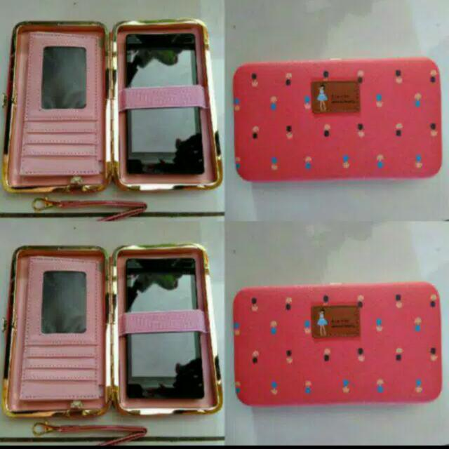 Dompet HP Lady