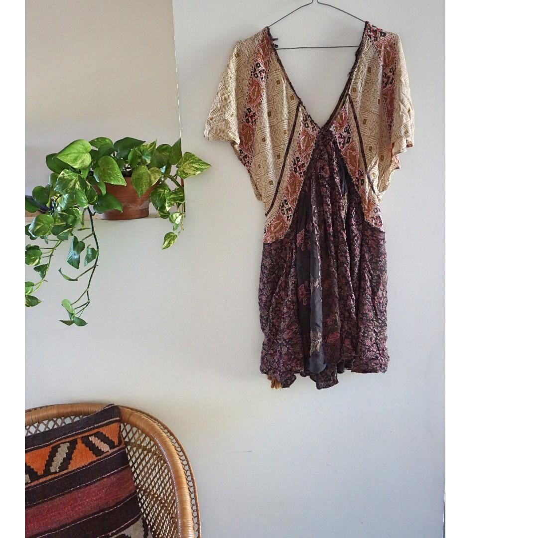Free People Boho Dress 8