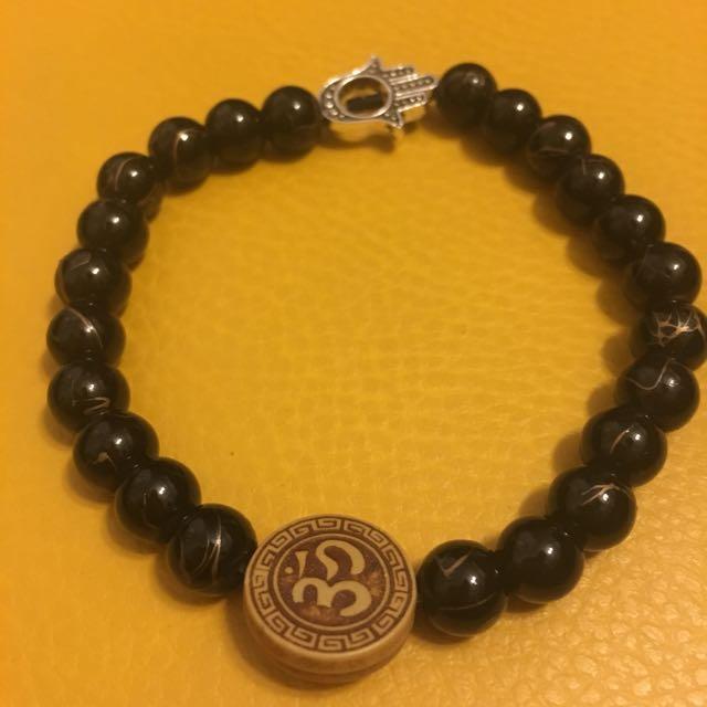 Hamsa Bracelet With Allah Sign