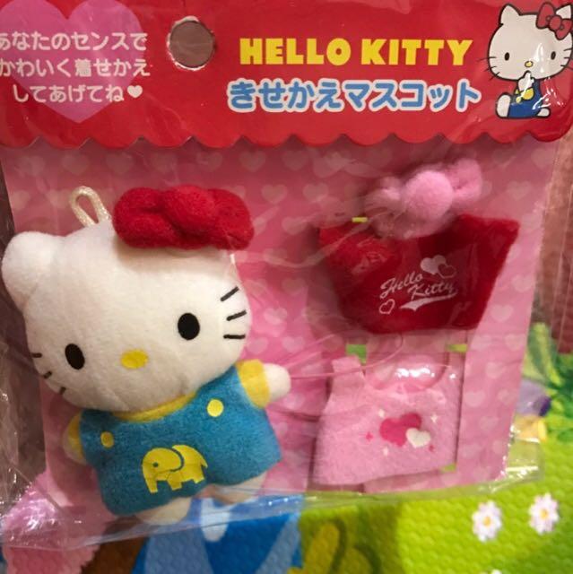 日本正版Hello Kitty 吊飾
