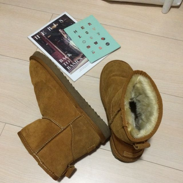 HERLS短雪靴