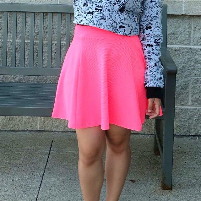 HnM Flare Skirt