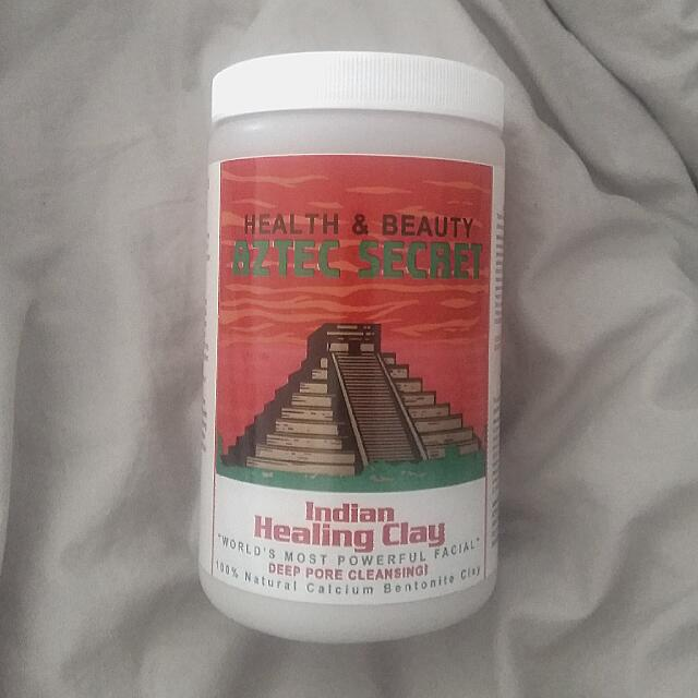 Indian Healing Clay - Aztec Secret
