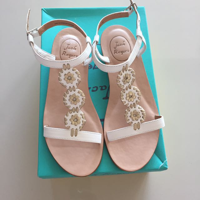Jack Rogers Eve Sandals Size7