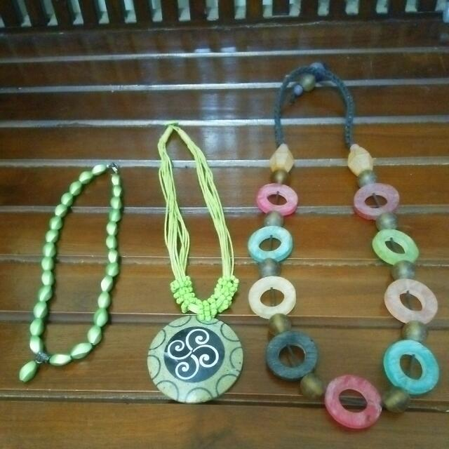 Kalung Take All 3pcs
