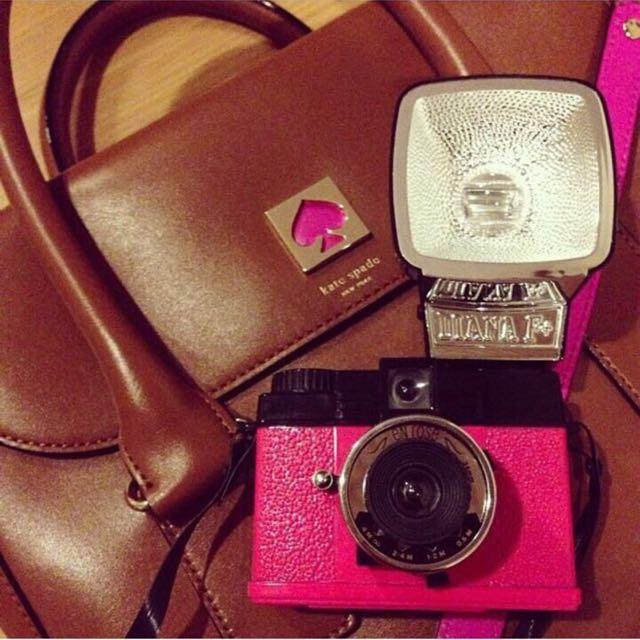 Kamera Diana Mini