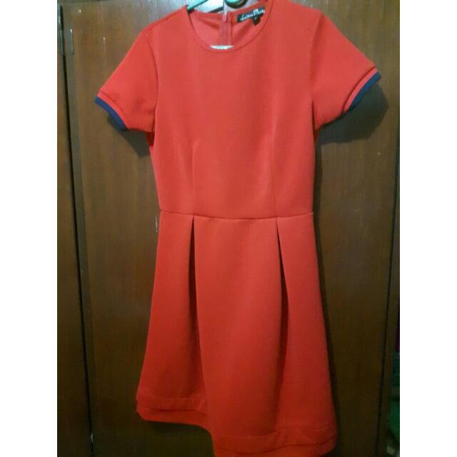 KAMISETA RED DRESS