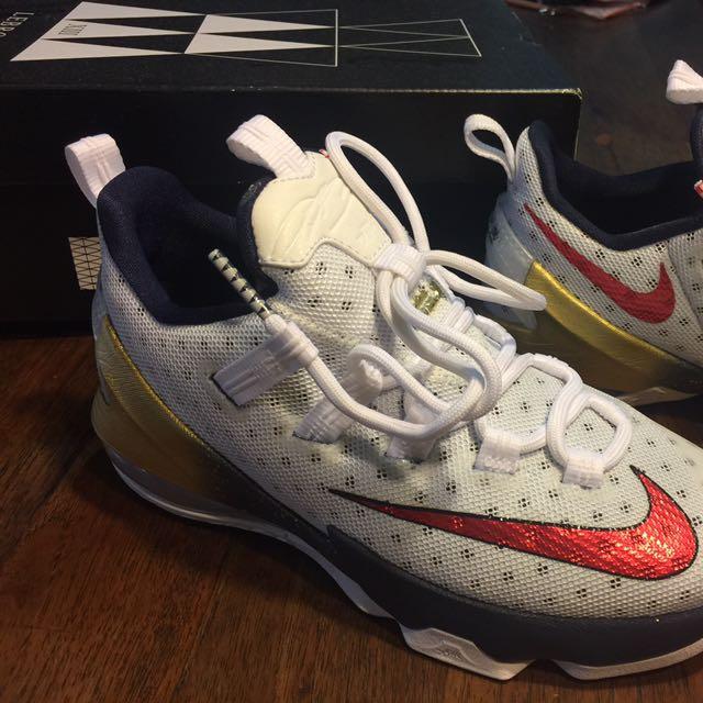 全新Lebron XIII低筒籃球鞋,尺寸不合忍痛出清