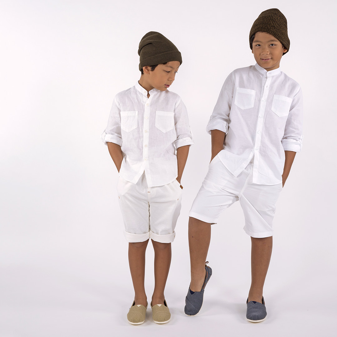 26eef2cfe8 LENNY the Bug-Infested Linen Shirt