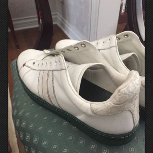 Limited Edition Gucci Shoes MADE IN ITALY