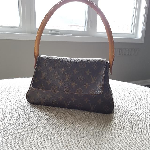 Louis Vuitton Mini Looping Bag AUTHENTIC