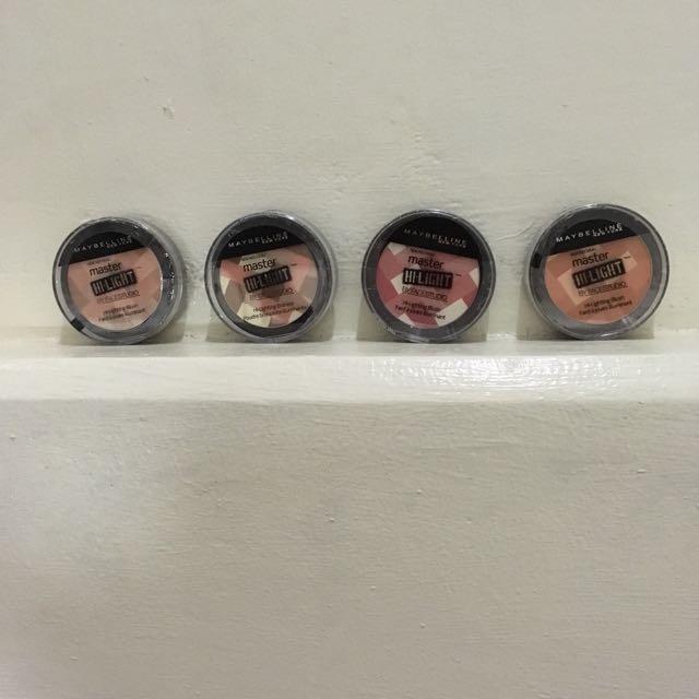 Authentic Maybelline Hi-Lighter/Blusher