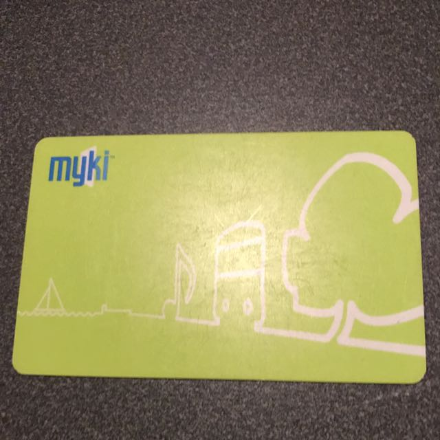 Myki $48 Adult Card - Selling For $43
