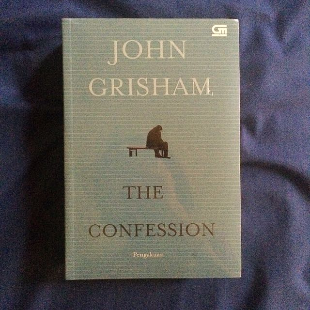 "[NEW](Novel) ""The Confession"""