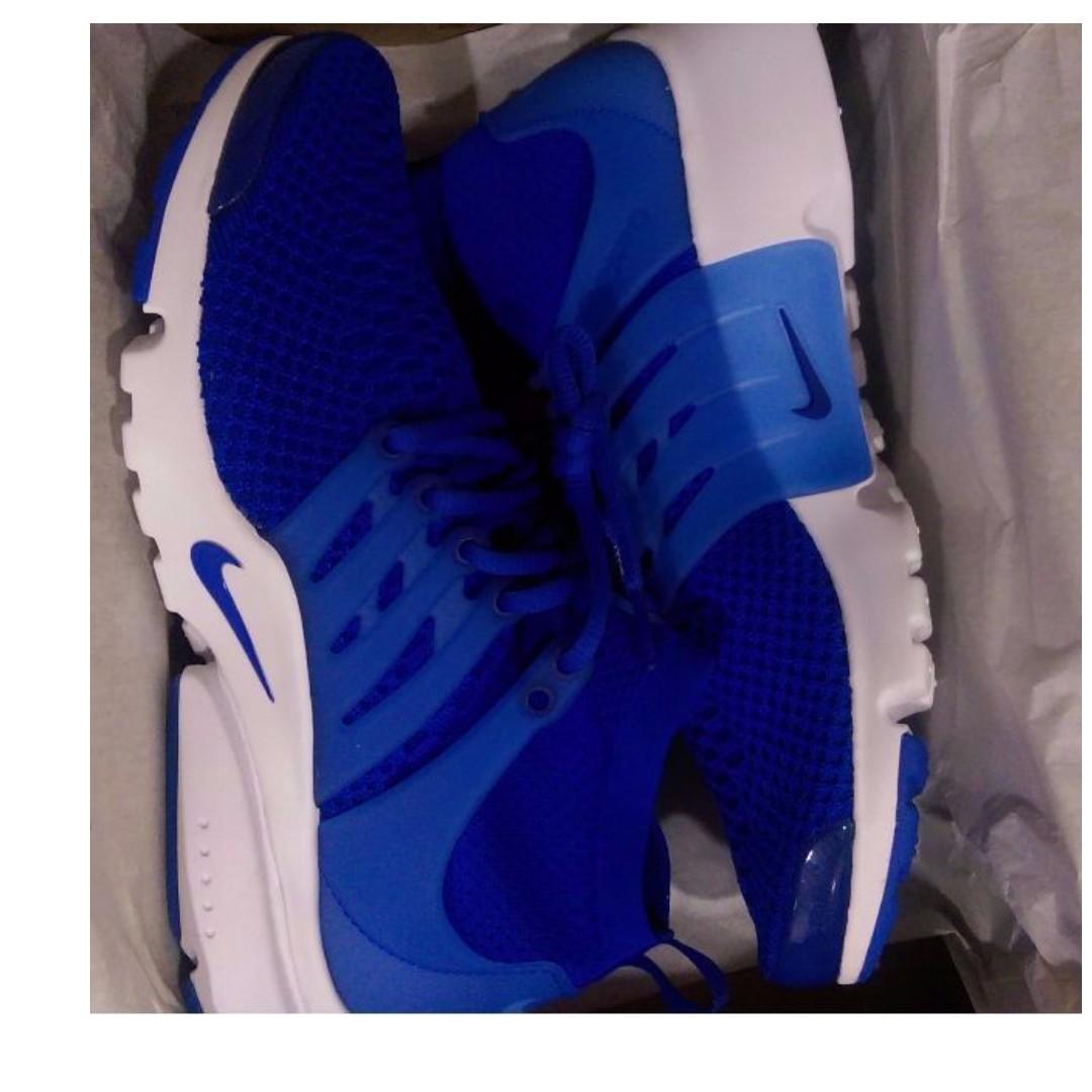 賣,NIKE AIR PRESTO FLYKNIT ULTRA 藍白 魚骨 編織 襪套 US8.5 835570-400