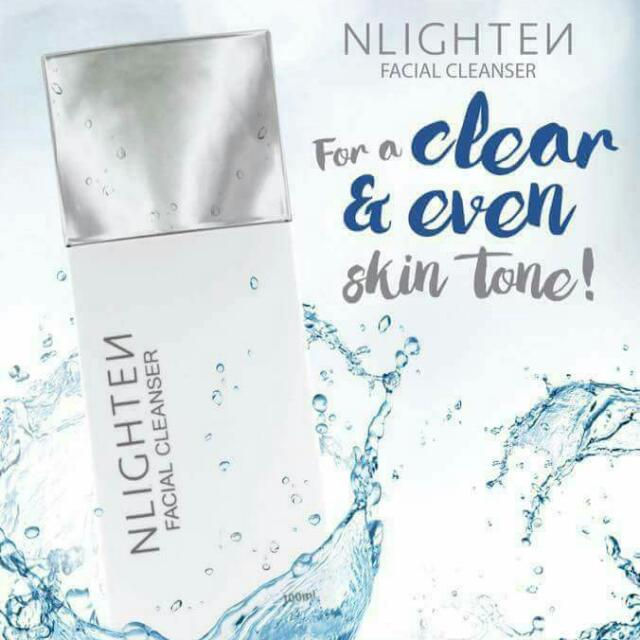 Nlighten Faial Cleanser