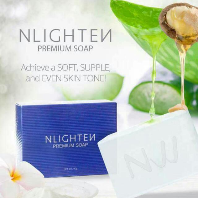Nlighten Premium Soap
