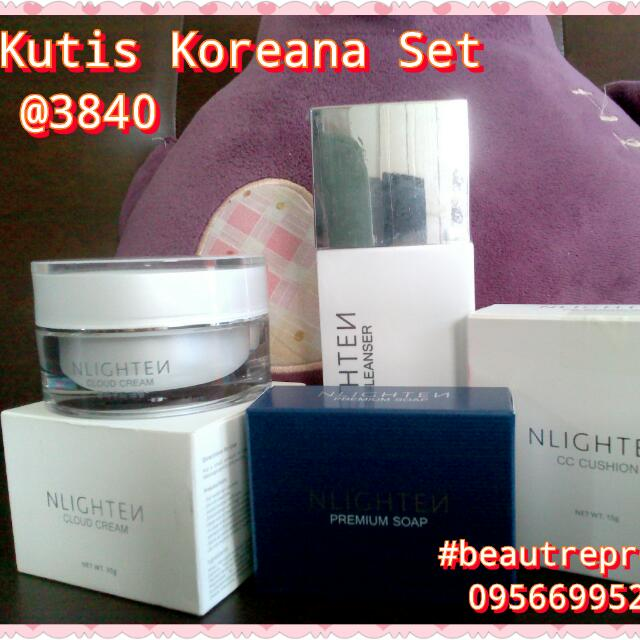 Nlightens Kutis Koreana Set