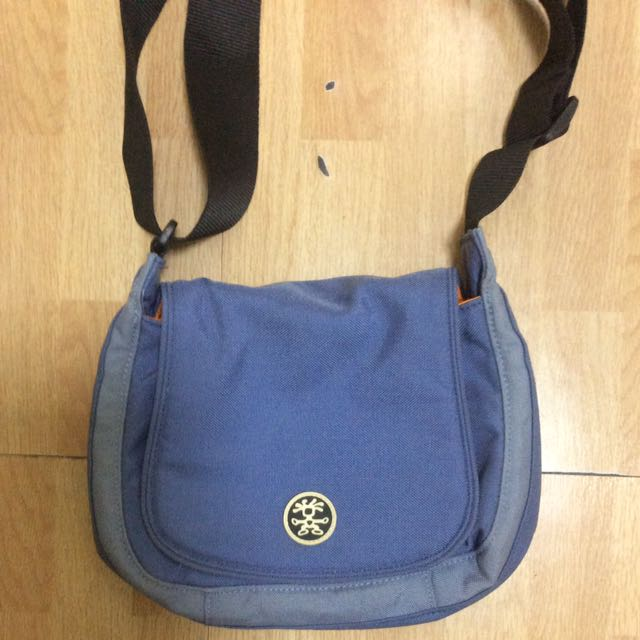 REPRICED: Crumpler Bag