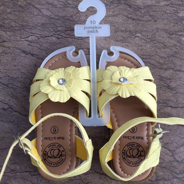 pumpkin patch sandal sepatu sz 6