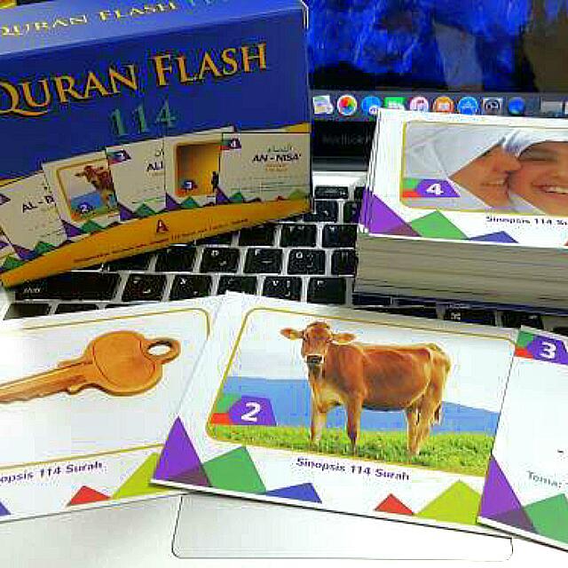 Quran Flash Cards