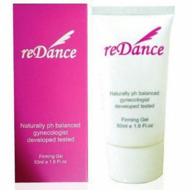 (特價出清)reDance玫瑰香緊緻潤澤凝膠50ml  剩一瓶