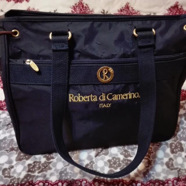 Roberta 深藍色多用途大包