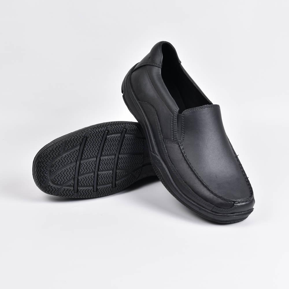 Sepatu Pantofel Karet Att Ab 565 Olshop Fashion Pria On New Balance Sneakers Hitam Carousell