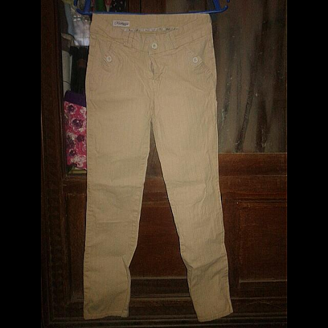 Slacks Jeans