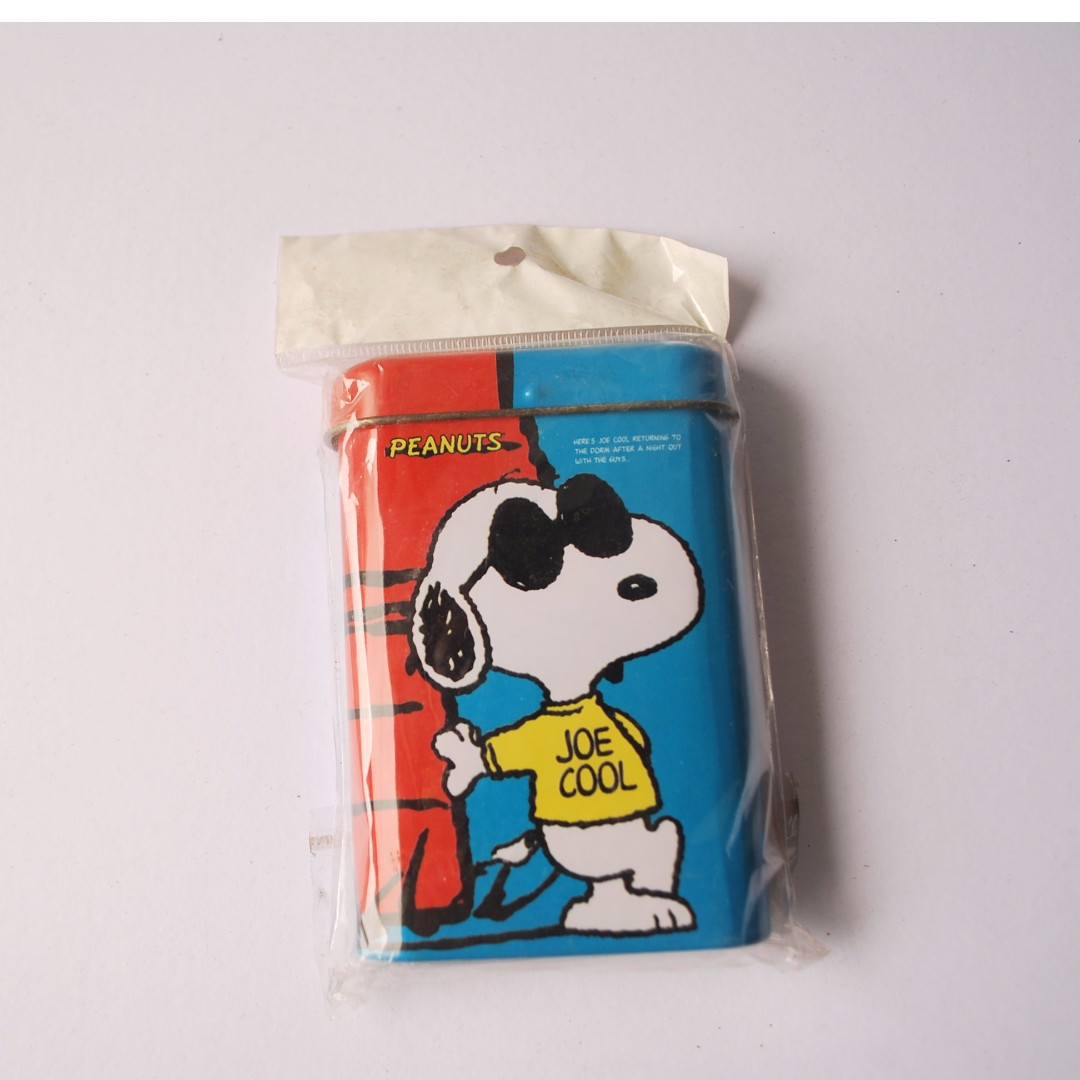 Snoopy container
