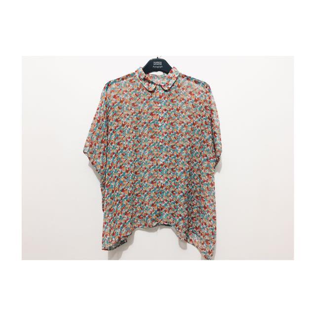 Soepshop Floral Shirt