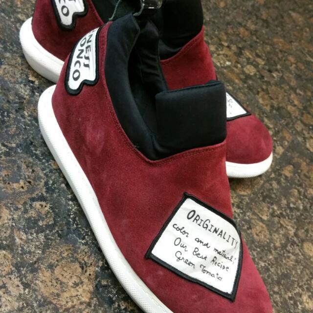 The Madness Commreconco Korean Brand Sneaker