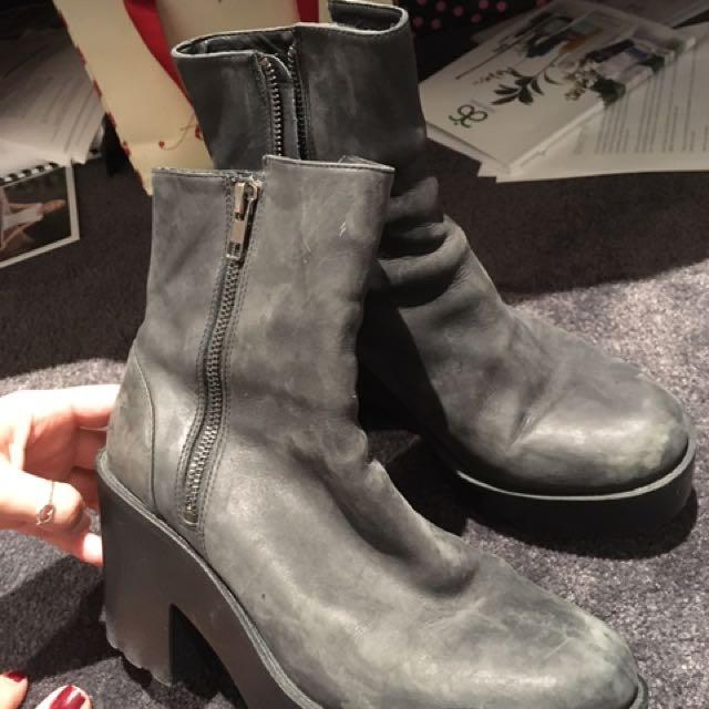 Tony Bianco Boots Size 8