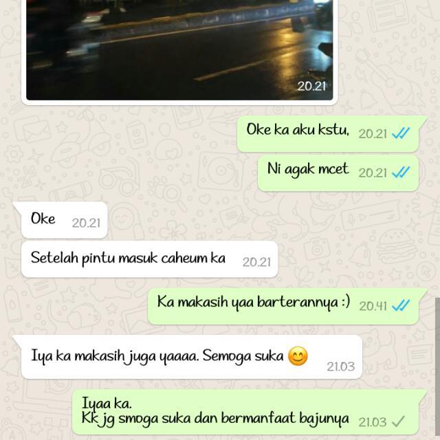 Trusted , Jual/ Barter Oke