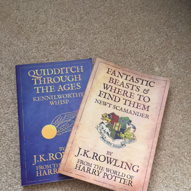 Two Harry Potter Books