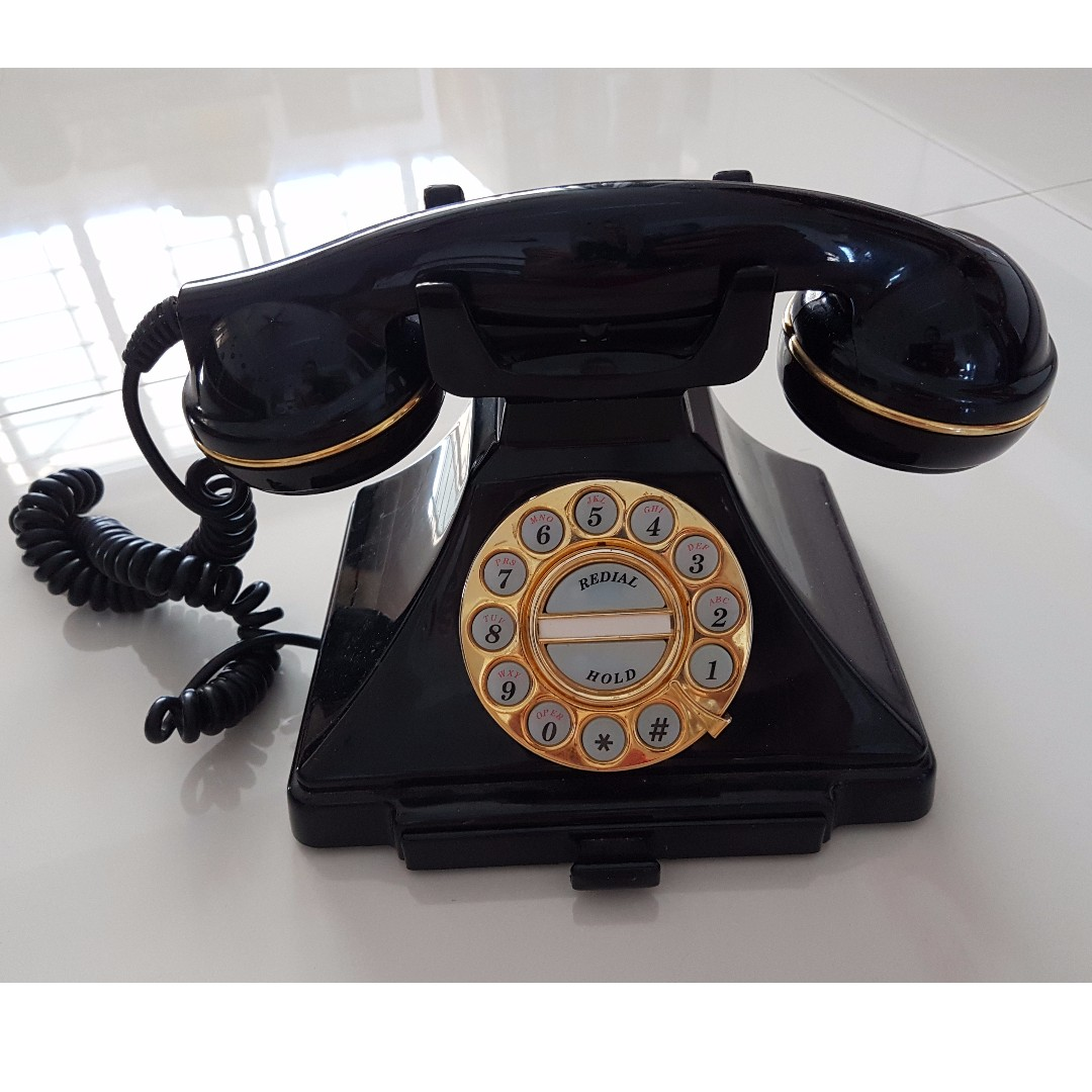 Vintage Retro working Phone for home