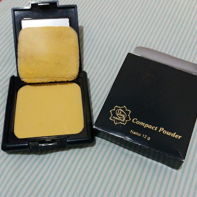 viva compact powder shade KP