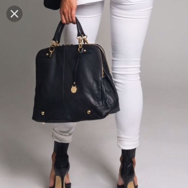 Wanted - Tilkah Chelsea Tote In BLACK