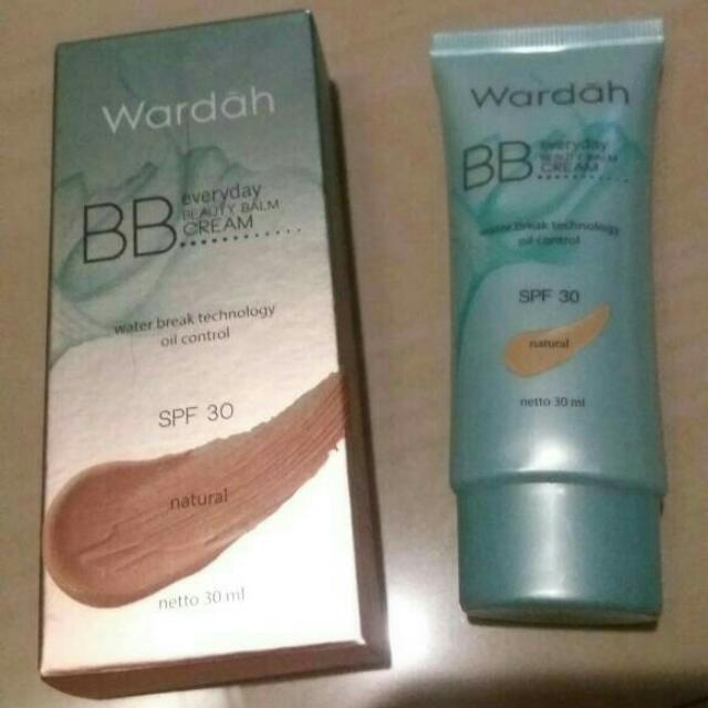 Wardah BB Everyday Cream - Natural 30ml