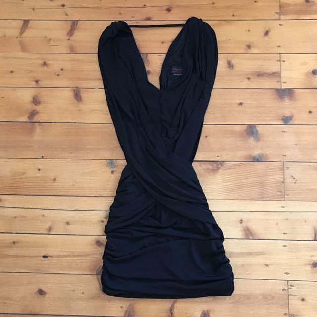 Wayne Cooper Little Black Dress